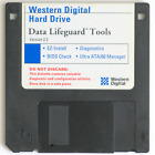 Vintage Western Digital Disk Manager, Drive Rocket, Lifegard Tools,