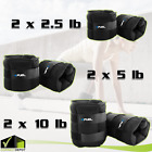 Adjustable Arm Leg Weights Wrist Ankle Exercise Running Workout 5 10 20 lb Pairs