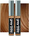 2 PACKS GREYFREE By Giuliano Root touch up, temporary hair color. FAST FREE SHIP
