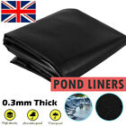 40 Year Guarantee Strong Fish Pond Liners Garden Pool Membrane Landscaping UK