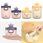Formula Dispenser Milk Powder Dispenser Container with Carry Handle for Baby
