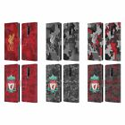 LIVERPOOL FC LFC DIGITAL CAMOUFLAGE PU LEATHER BOOK CASE FOR BLACKBERRY ONEPLUS