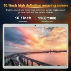 10.1 Inch 4G Tablet Android 9.0 PC Pad 6 128GB Dual SIM GPS WiFi Camera