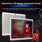 """10.1'' Tablet 8G 128G Android 8.0 10"""" Pad 4G WiFi PC Dual Camera GPS Phablet"""