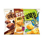 [ORION] KKOBUK CHIP 꼬북칩 / 3 flavors / Korea snack / New, Sealed