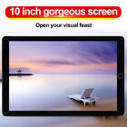 10.1 Inch Android 10.0 Pad 8 256G Tablet w/ Triple Camera Wifi GPS Dual SIM New