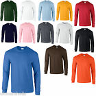 GILDAN PREMIUM LONG SLEEVED T SHIRT 14 COLOURS S-XXL