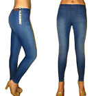 Joe's Jeans Pull-On Jeggings Leggings Super Skinny Zip Le...