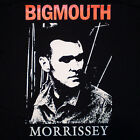 MORRISSEY TEE T-SHIRT THE SMITHS BIGMOUTH STRIKES AGAIN