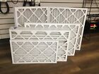 """6 FILTRATION LAB HIGH QUALITY 4"""" AIR FILTERS MERV8 & 11 ALL SIZES"""