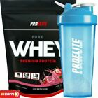 5lb PURE 100% WHEY PROTEIN POWDER + FREE SHAKER