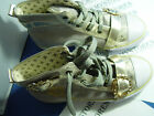 NIB APPLE BOTTOM  Kishia Hi Top Sneakers DESIGNER SHOES
