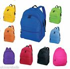TREND RUCKSACK BACKPACK BAG - 11 GREAT COLOURS CENTRIX