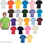 12 PLAIN 100% COTTON T SHIRTS WORLDS NO 1 24 COLS S-XXL