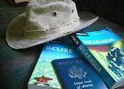 The REAL  DEAL  BRAZIL Recycled-Tarp Hat ~AUTHENTIC ... Now with  FREE  SHIPPING