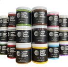 Leather Dye Colour Restorer. For Faded and Worn Leather Sofa Chair Colour Repair