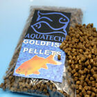 Goldfish pellets complete gold fish food various sizes and qty high grade feeds
