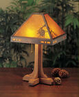 Mission, Arts & Crafts Pasadena Table Lamp #041, Stickley era