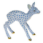 Herend Porcelain - Fawn Fishnet Figurine