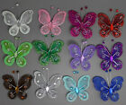 "10pc  Nylon Stocking Butterfly Wedding Decorations 2"" Free Shipping U PICK"