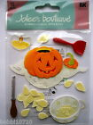 JOLEES & PEANUTS HALLOWEEN STICKER EMBELLISHMENTS 30 STYLES YOU PICK 1
