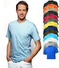 Hanes Mens Cotton Summer Weight Short Sleeve Vee V-Neck Tee T-Shirt