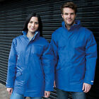 RESULT WATERPROOF WINTER PARKA COAT JACKET 6 Cols S-XXXL WARM HOODED LADIES MENS