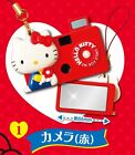 Re-Ment Sanrio Hello Kitty 70's-80's Camara Calculator Sharp Mirror Chain 01