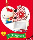 Re-Ment Sanrio Hello Kitty 70's-80's Camara Calculator Sharp Mirror Chain 04