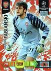 PANINI UEFA CL 2010-11 - ARSENAL LONDON - BASE + UPDATE CARDS - TOPMINT