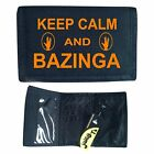 BIG BANG THEORY WALLET keep calm BAZINGA BNWT sheldon RIPPER - T shirt in shop