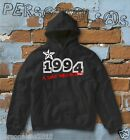 FELPA sweatshirt DATA DI NASCITA 1994 A STAR WAS BORN idea regalo humor