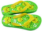 Green Frog Plastic Summer Children's Slippers Sandals 02G (16.5—20.5cm)