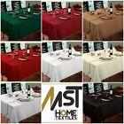 JACQUARD XMAS CHRISTMAS TABLECLOTHS NAPKINS RUNNERS DINNER PARTY LINEN KITCHEN
