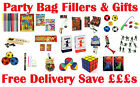Popular Assorted Childrens Kids Party Goody Loot Bag Gift Fillers Pinnata Toys