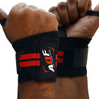 AQF Weight Lifting Wrist Wraps Bandage Hand Support Gym Straps Brace Cotton