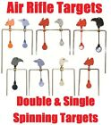 NEW SMK Spinning SINGLE DOUBLE Air BB Gun Rifle Target Shooting Competition Game