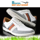 NEW Bonfeel Golf Shoes Men's Best Golf Shoes ROZ -WT Size All