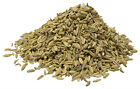 Organic Fennel Seeds Foeniculum vulgare QAI Certified, KCS Kosher 3 Sizes Egypt