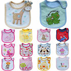 Baby Boy Girl Kids Child Toddler Infant Burp Cloth Bibs Waterproof Saliva Towel