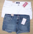 LEVI'S BOYFRIEND TYPE JUNIOR LOW-RISE RELAXED FIT 7 POCKET SHORT SHORTS LIST $38