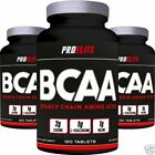 BCAA AMINO ACIDS PROTEIN MUSCLE STRENGTH & POWER 120 TABLETS / 500 TABLETS