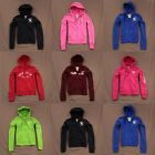 Hollister Womens Hoodie Sweatshirt Zip Up or Pull Over by Abercrombie NWT!