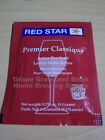 Red Star Dry Wine Yeast, 6 Packs Per Sale, YOUR CHOICE!!!