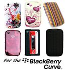 SOFT & HARD CASES COVER for BLACKBERRY CURVE 8520 8530 9300 9330