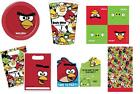 OFFICIAL - ANGRY BIRDS KIDS BOYS PARTY RANGE ITEMS FILLERS - ALL IN 1 LISTING!