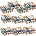Ink Cartridge Compatible with Canon PGI-520 CLI-521 Pixma Priners Listed