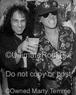 RONNIE JAMES PHOTO DIO KLAUS MEINE 1991 Backstage by Marty Temme UltimateRockPix