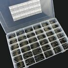 36value 1000pcs Electrolytic Capacitor Assortment Box Kit