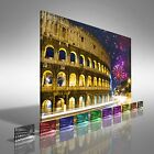 PREMIUM NEW - Fireworks at Colosseum - 10 COLOURS / SIZES